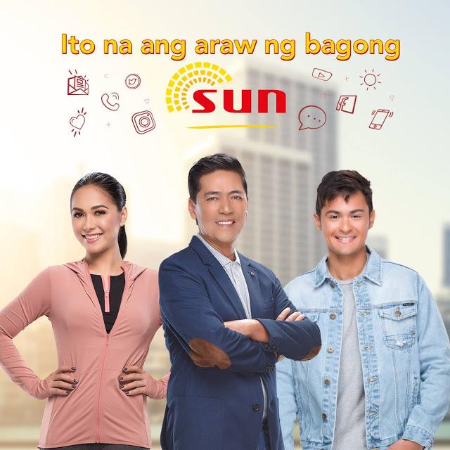 Sun Cellular Gumaganda Ang Araw ambassadors