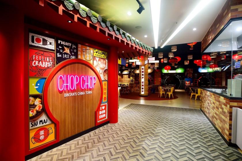 Chop Chop Restaurant Bintan Lagoon Resort Indonesia
