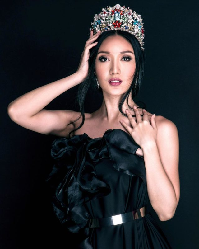 Miss Earth 2017 Karen Ibasco of the Philippines