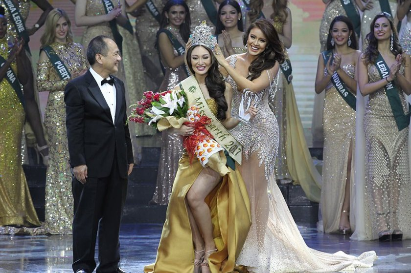 Miss Earth 2017 winner Karen Ibasco
