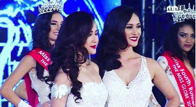 Nelda Ibe for Miss Globe 2017
