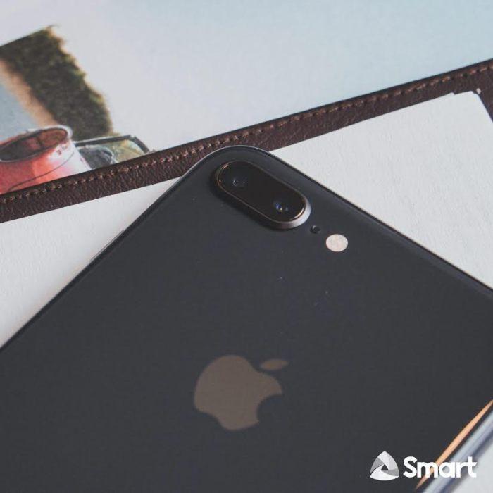 Smart iPhone 8 promote