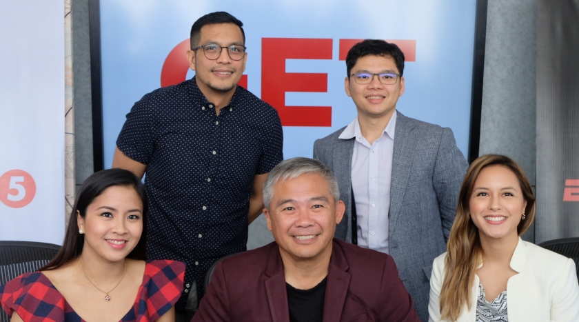 TV5 - ESPN Launch