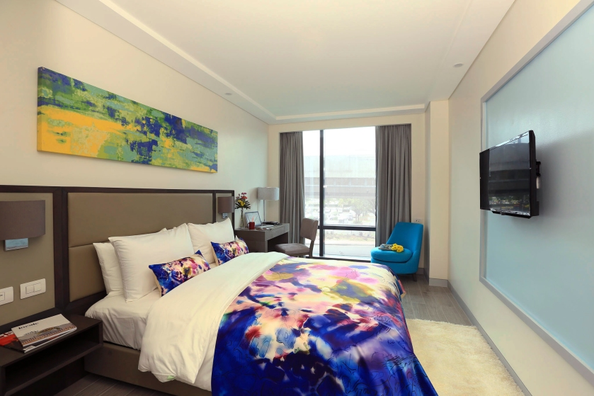 Savoy Hotel Standard Room