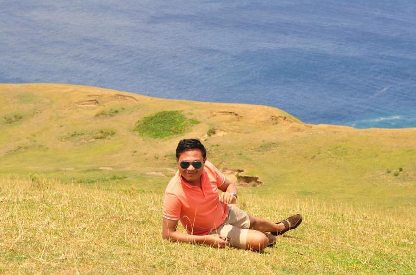 Blogger in Batanes