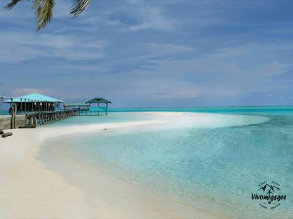 Balabac Island Palawan Sandbar
