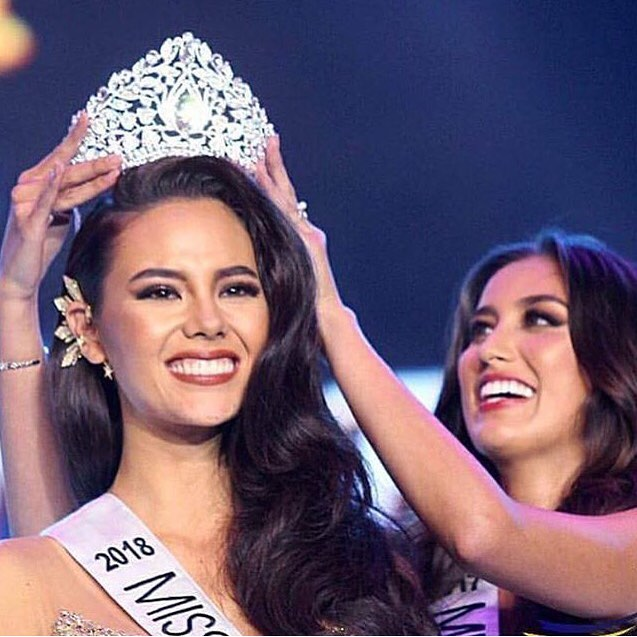 The crowning of Catriona Gray Miss Universe Philippines 2018