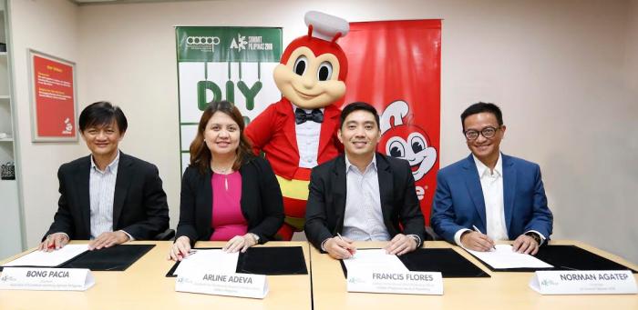Jollibee supports Ad Summit Pilipinas2018