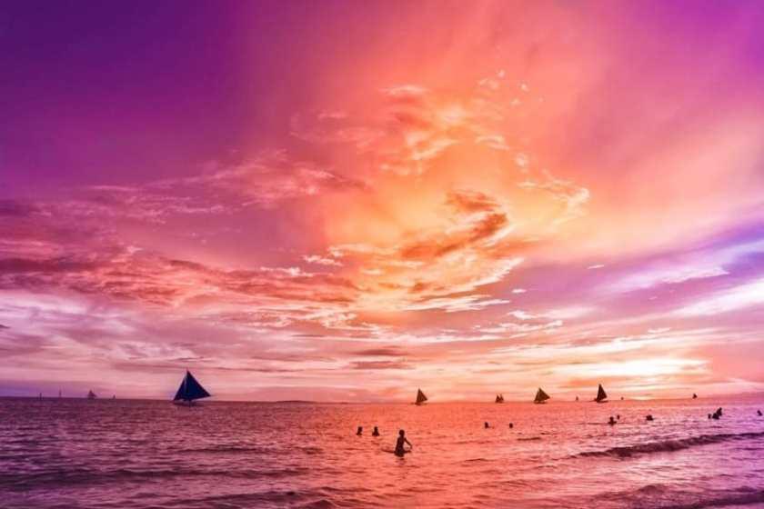 01 Beautiful Boracay Sunset