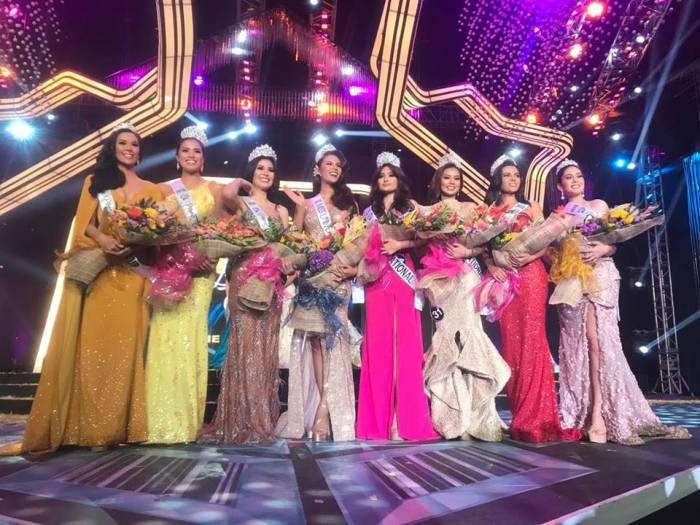 Binibining Pilipinas 2018 winners