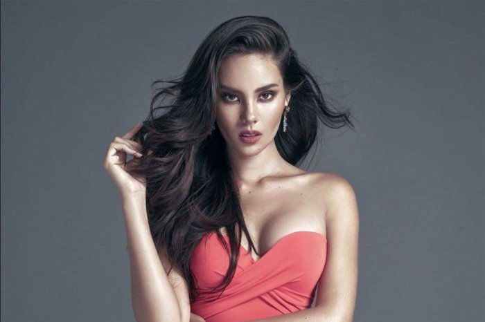 Catriona Gray for Miss Universe Philippines 2018