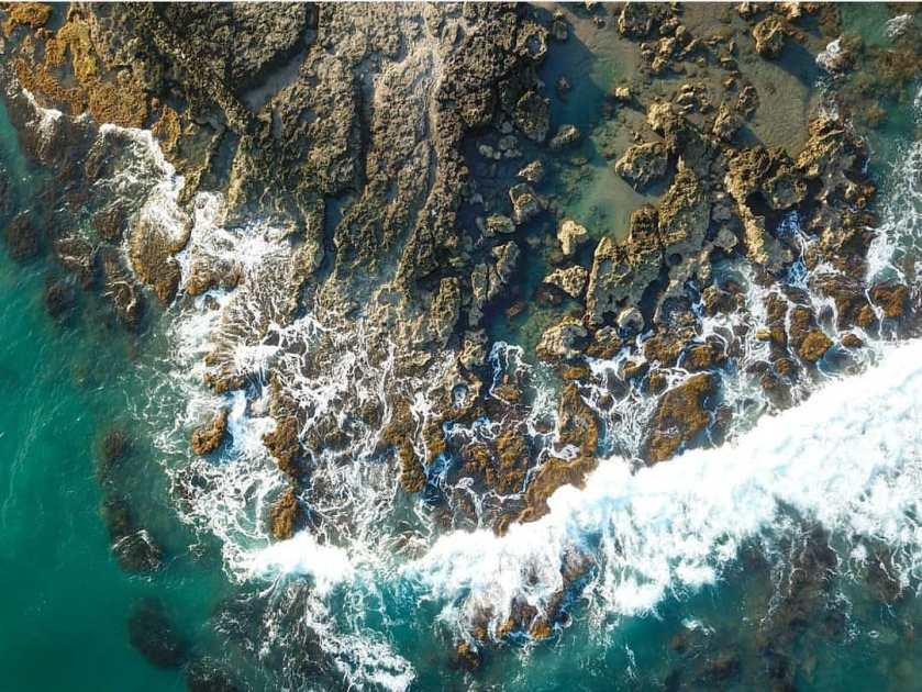 La Union aerial - @jiyon.the.soloist