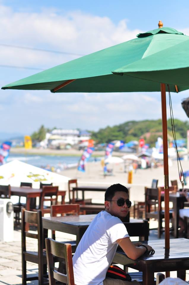 La Union - by the beach