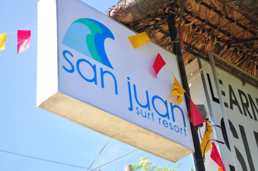La Union San Juan Surf Resort