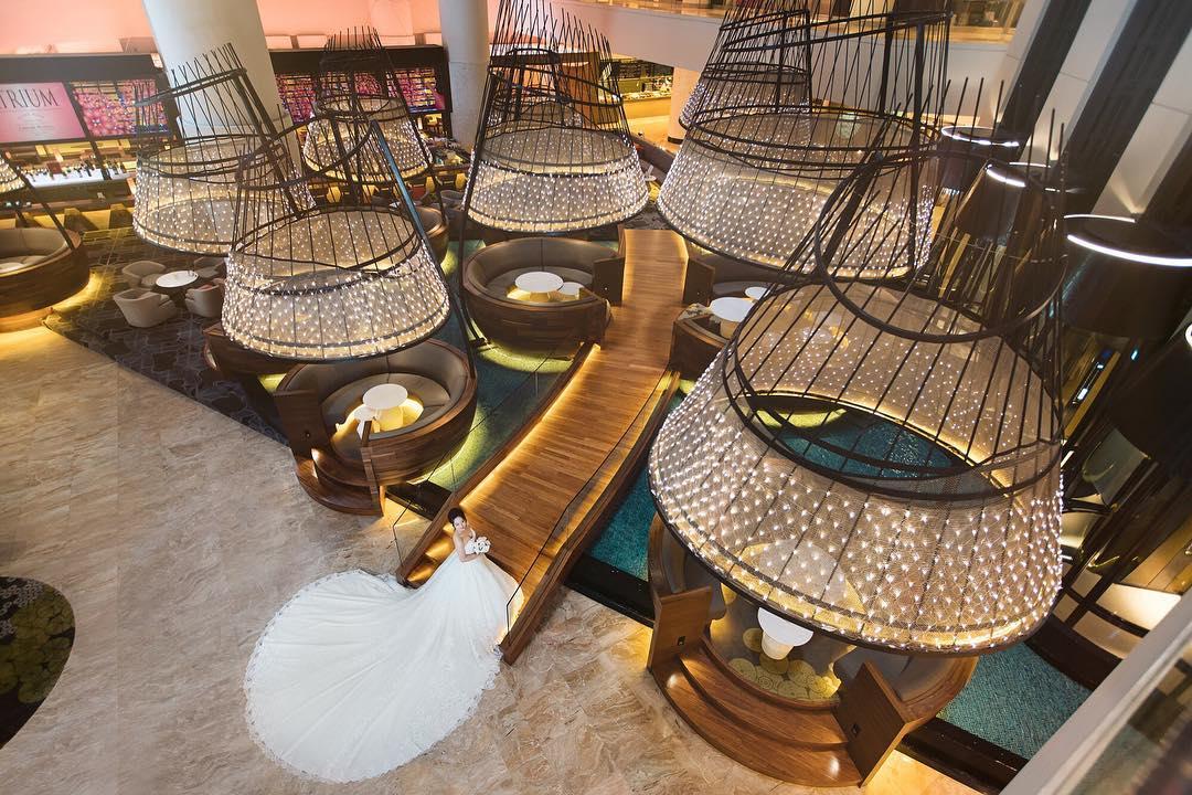 Pan Pacific Singapore as a wedding venue