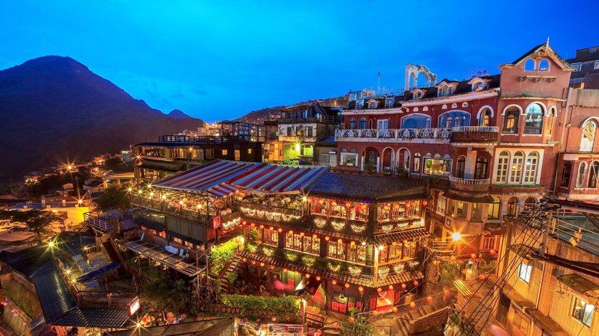 Taiwan - Jiufen @The Travel Intern