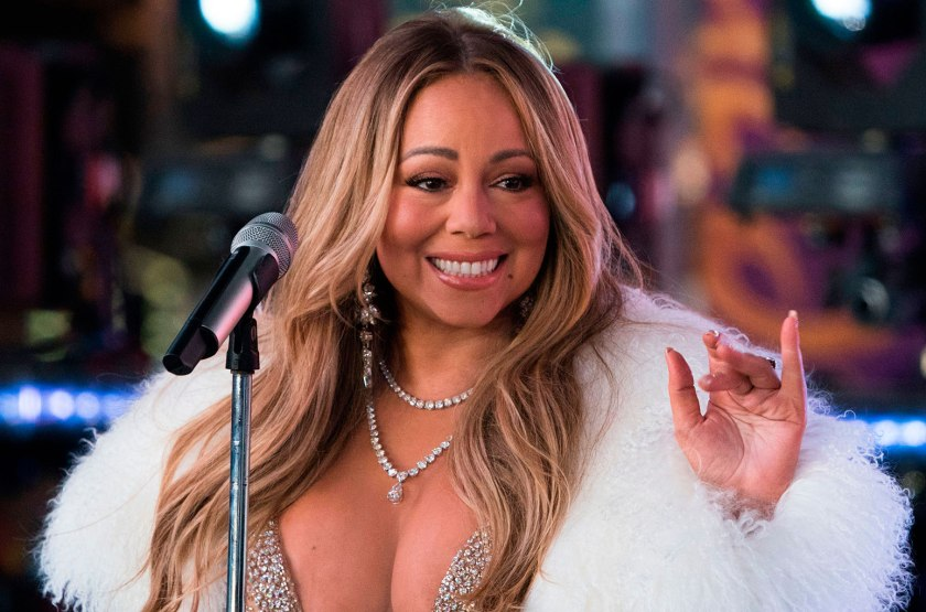 Mariah Carey live in Manila 2018