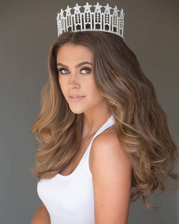 Miss North Carolina USA 2018 Caelynn Miller-Keyes