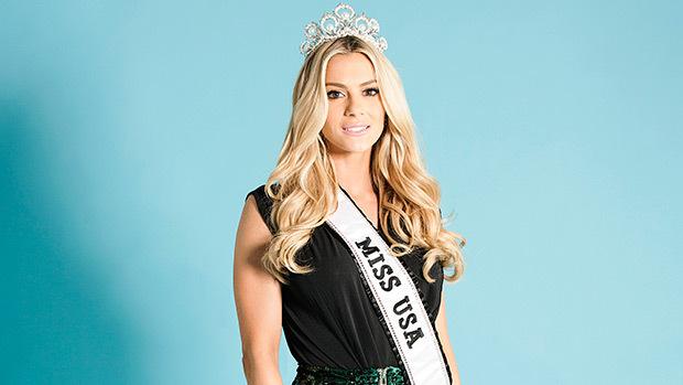 Sarah Rose Summers, Miss USA 2018