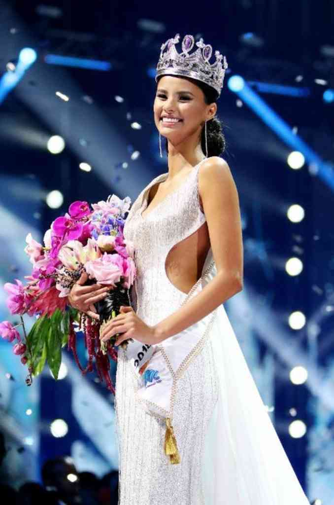 Tamaryn Green Miss South Africa Universe 2018