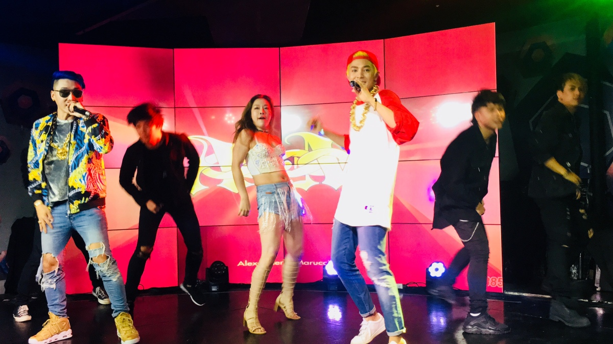 Korean actor Alexander Lee is back in Manila with a new single