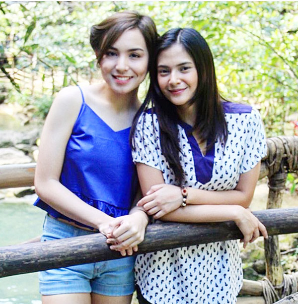 Bianca and Kyline friends no more