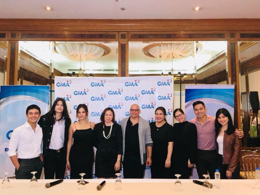 GMA Artists Gil Cuerva, Mikoy Morales