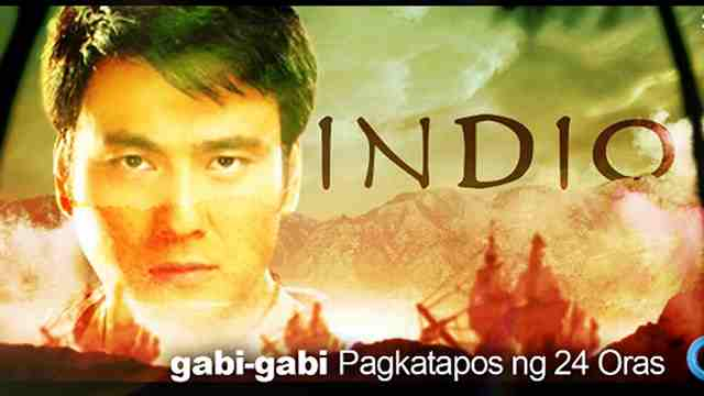 Indio TV series Bong Revilla Jr