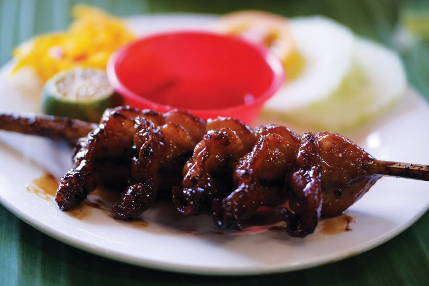 Haim Chicken from Palawan now open for Franchise 7