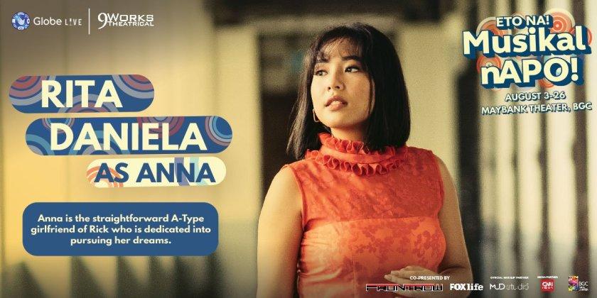 Rita Daniela in Eto Na Musikal nAPO