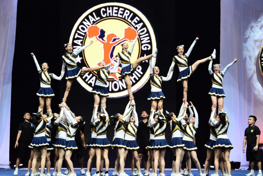 National Cheerleading Competition 2018