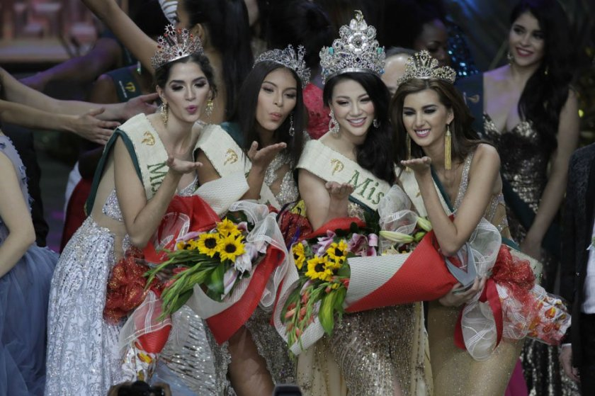Miss Earth 2018 winners