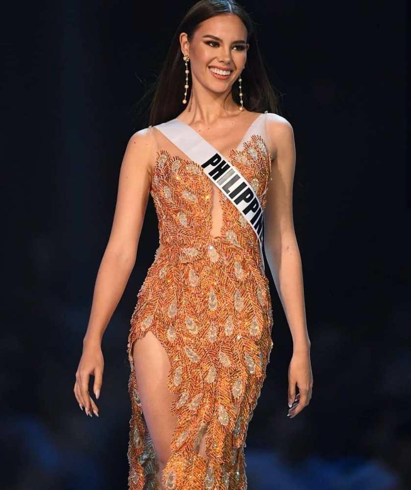 Catriona Gray Miss Universe 2018 winner